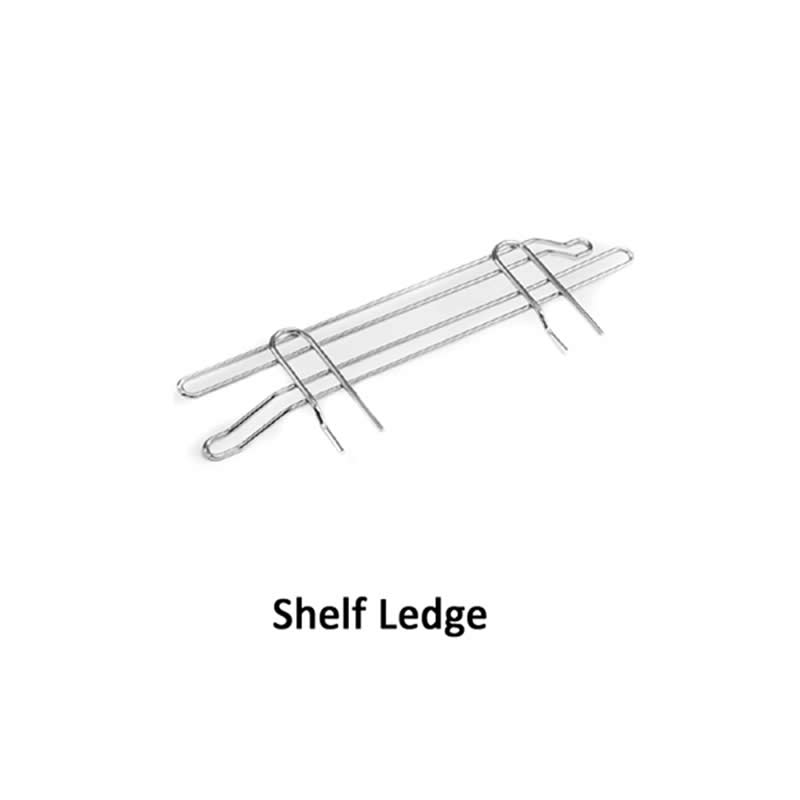 Shelf Ledges for Eclipse Shelving