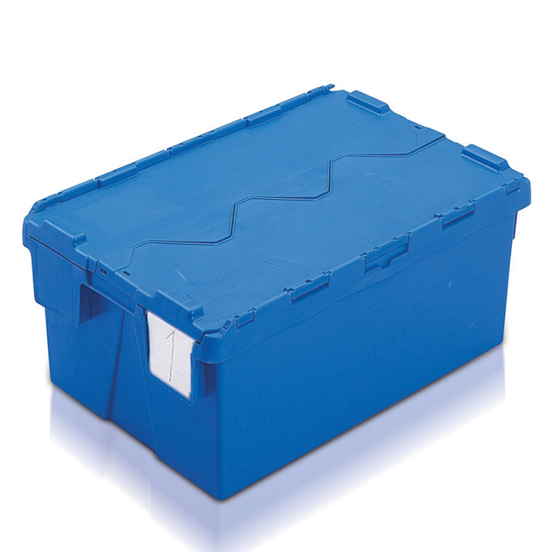 Economy Attached Lid Container - 25 Litre
