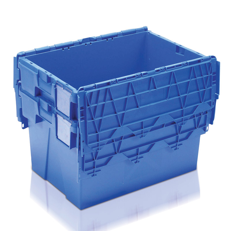 Economy Attached Lid Container - 70 Litre