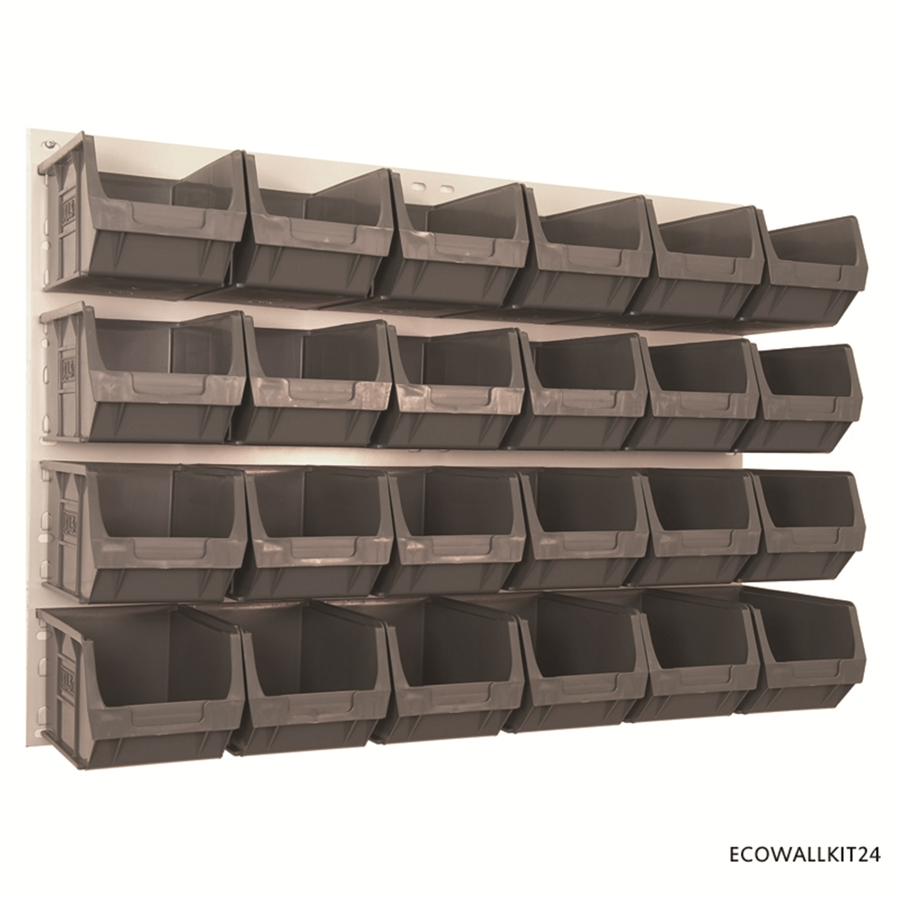 Econotainer Wall Kits