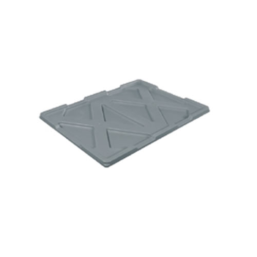 Lid for 600 x 800 Euro Containers - Grey