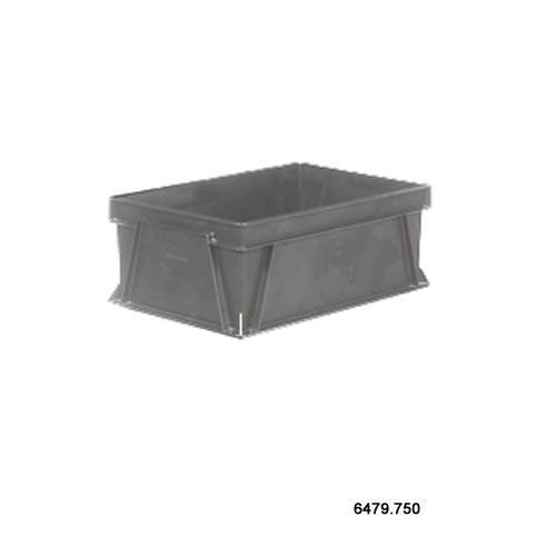 Euro Containers 400mm(w) x 600mm(l) - 44 Litre