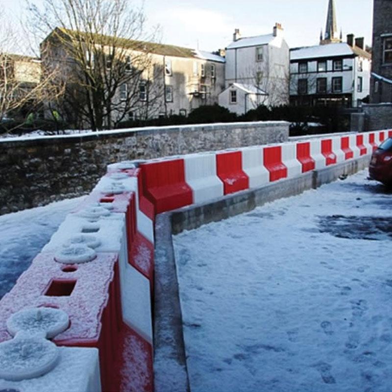 Floodstop Modular Flood Barrier System - 900mm High Barriers
