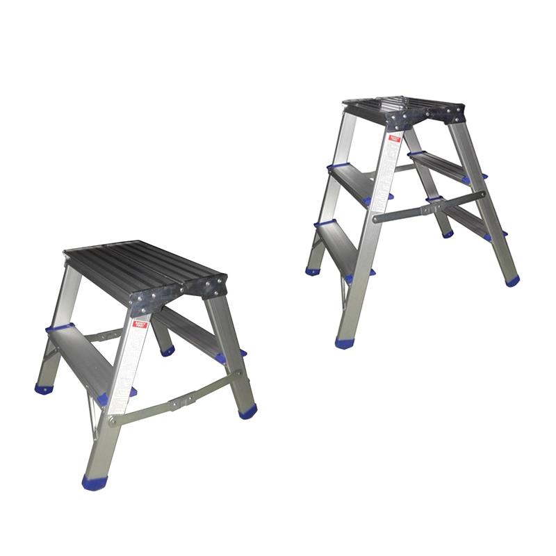 Folding Aluminium Handy Steps