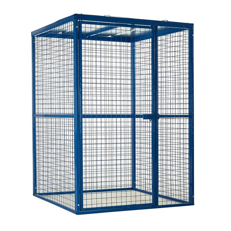 Folding Cylinder Cages