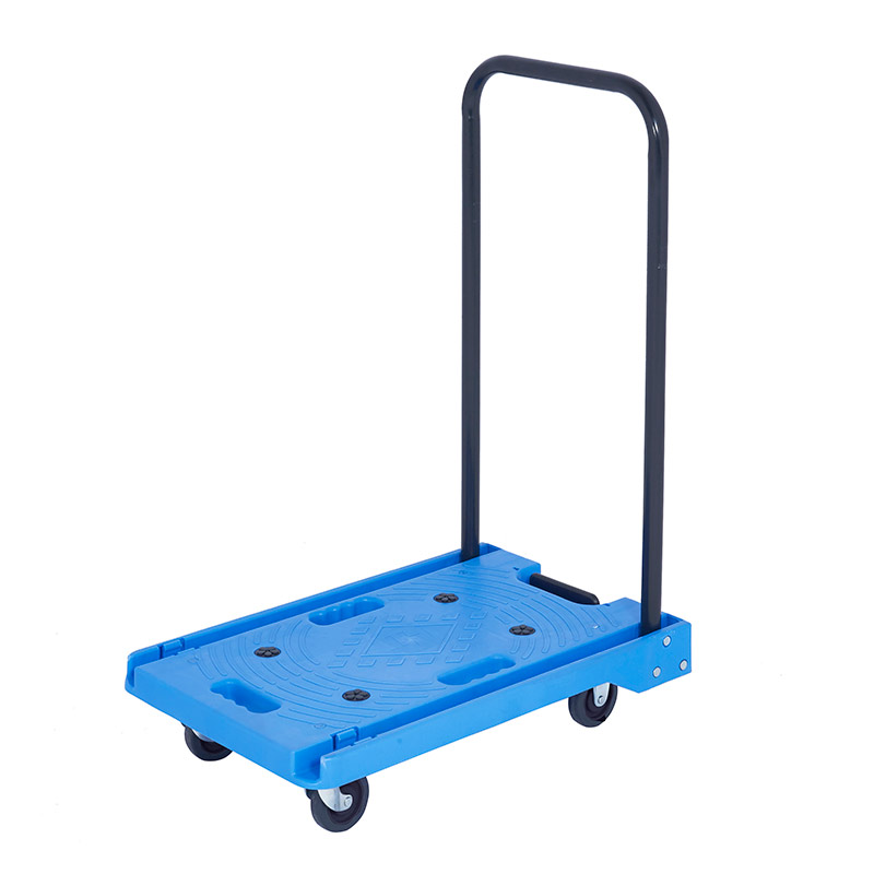 Folding Plastic Platform Trolleys