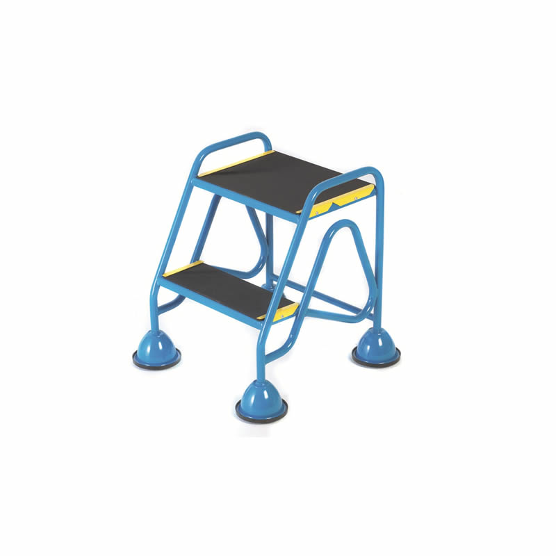 Fort Mobile 2 Step - Domed Feet - No Handrail/Looped Handrail