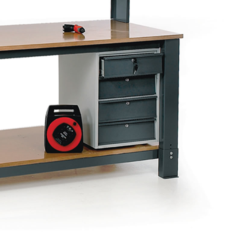 Drawers for Heavy Duty Modular Workbenches