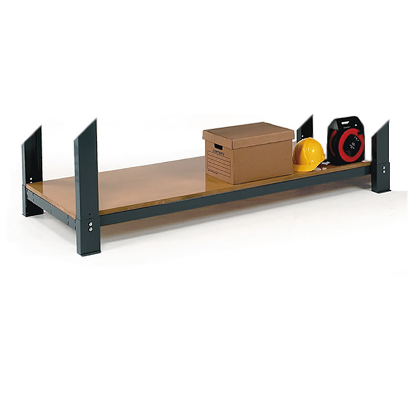 Lower Shelves for 2000mm x 1200mm Modular Workbench and Ext Unit