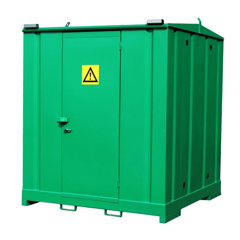 Hazardous Material Storage Unit - 650 Litre Sump