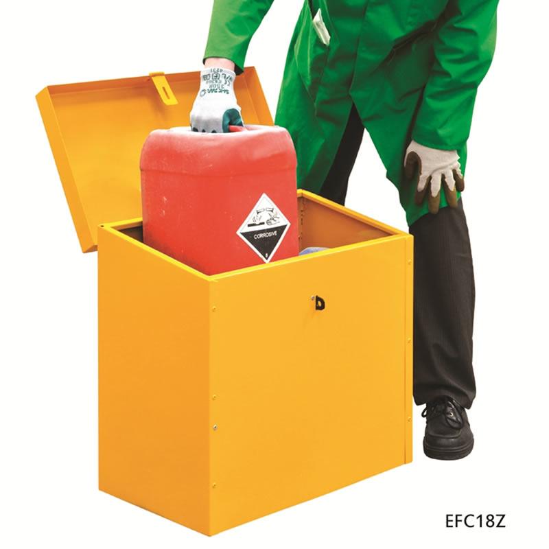 Hazardous Substance Floor Chests