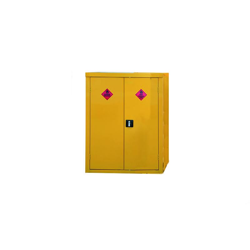 Hazardous Substance Cabinet - 2 Doors and 2 Shelves