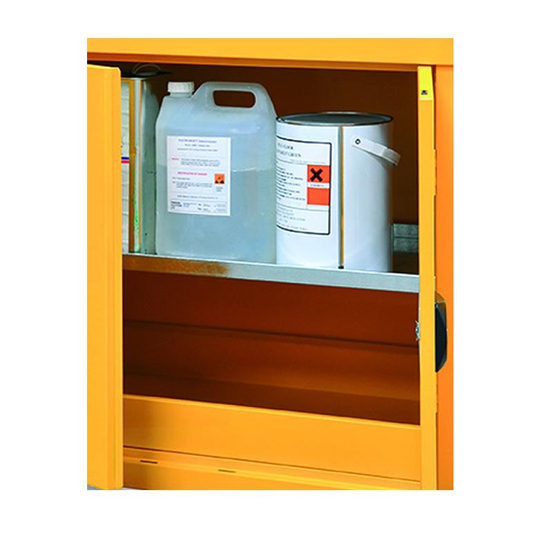 Extra Shelf for Hazardous Cabinets - 900mm(w) x 460mm(d)