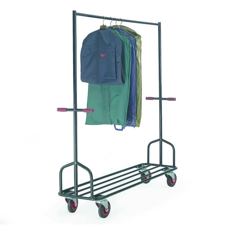 Heavy Duty Garment Rails