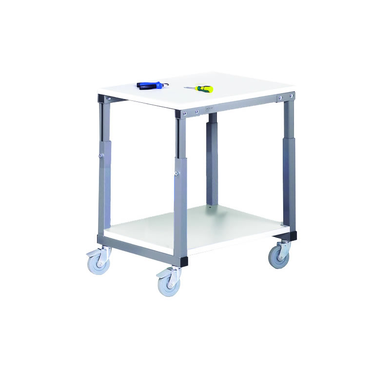 Height Adjustable Mobile Workbenches