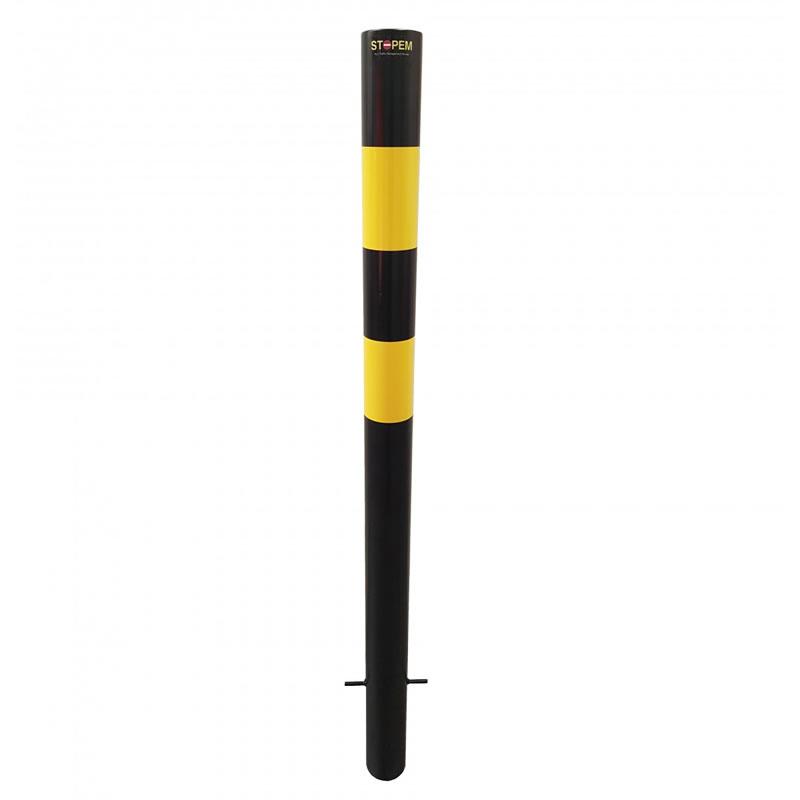 High Visibility Bollards - 90mm Diameter