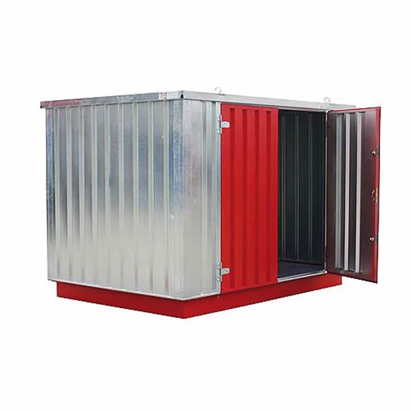 KDC Portable Chemical Store - 680 Litre Sump