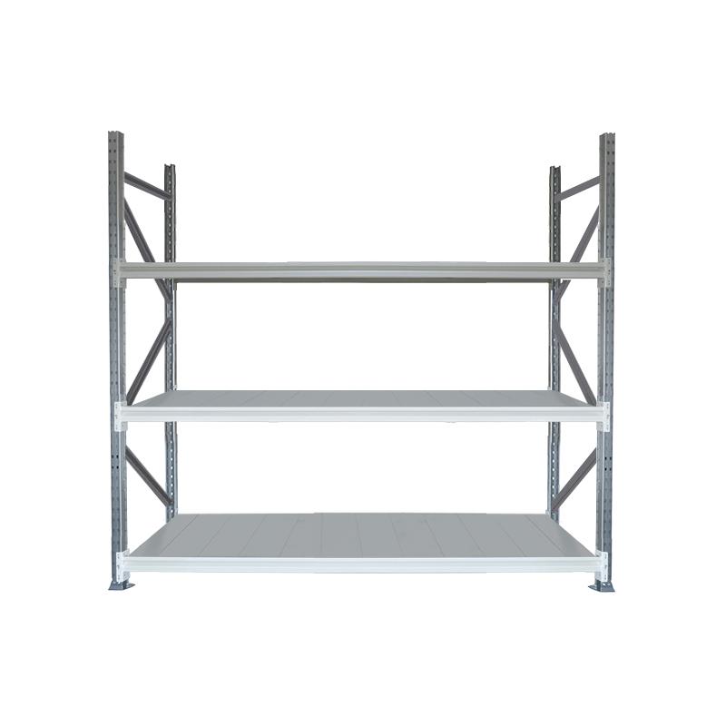Dexion Longspan 3 Shelving - 600mm Deep - 3 Steel Shelves
