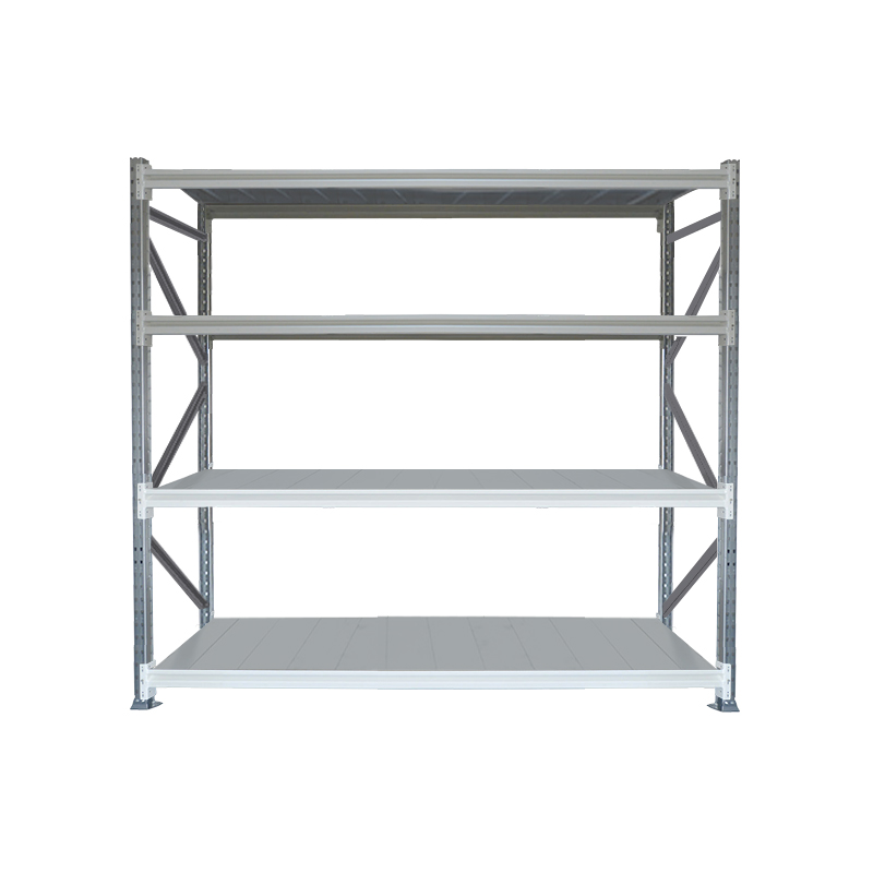 Dexion Longspan 3 Shelving - 600mm Deep - 4 Steel Shelves