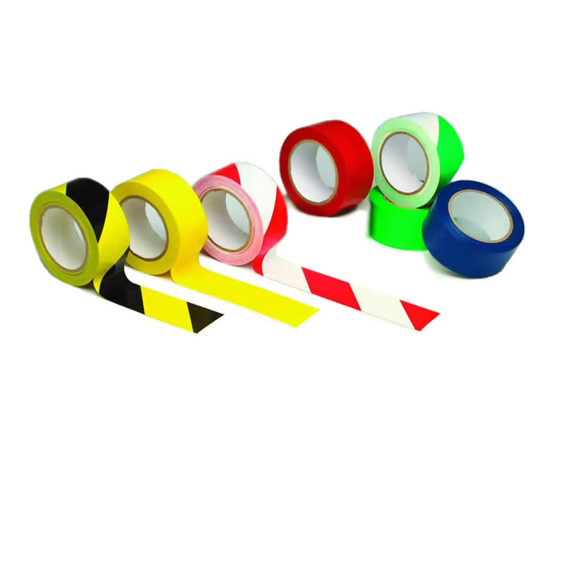 Lane Marking PVC Tape - 50mm x 33m Rolls