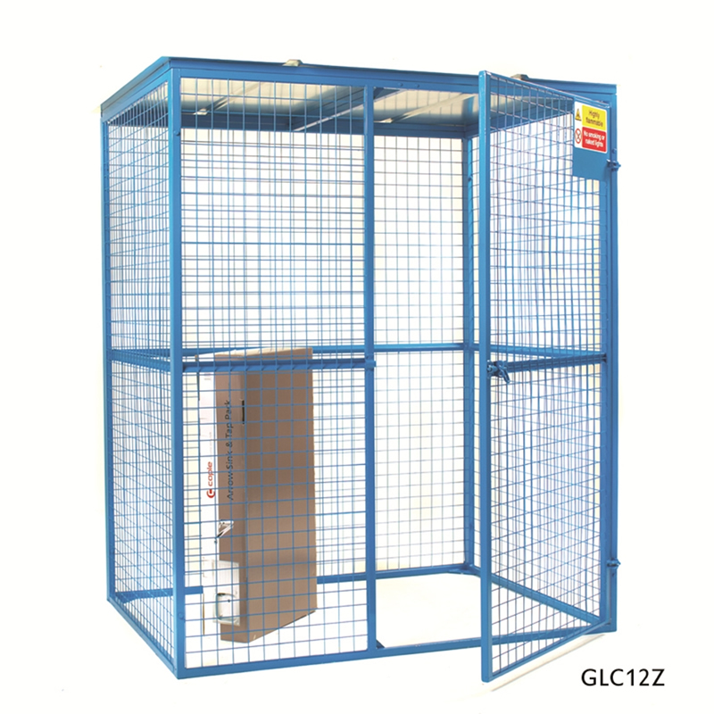 Lock Up Security Cages