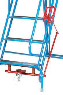 Grip Lift Mechanism for Arrow Steps - GS06