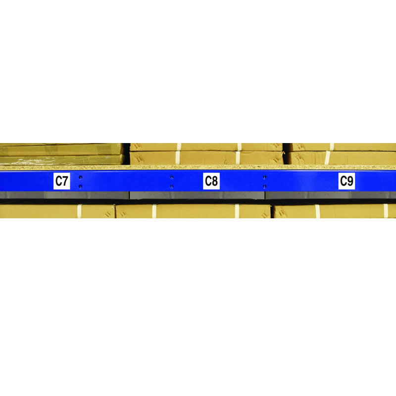 Magnetic Identification Tiles