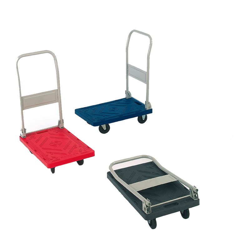 Mini Plastic Platform Trolley