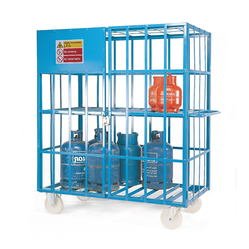Mobile Gas Cylinder Carriers