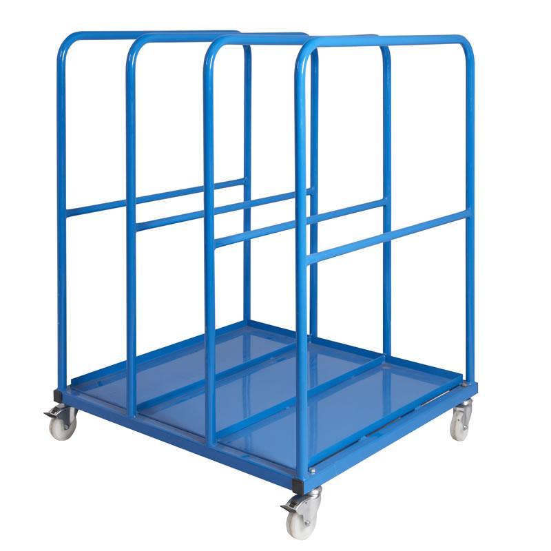 Mobile Vertical Sheet Rack