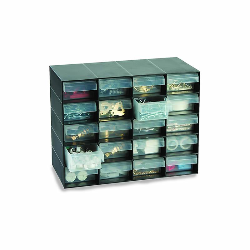 Multi-Drawer Storage Unit - 20 Drawers