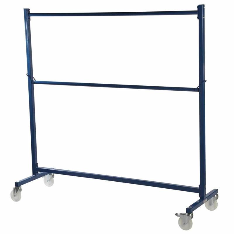 Nestable Garment Rail - Blue