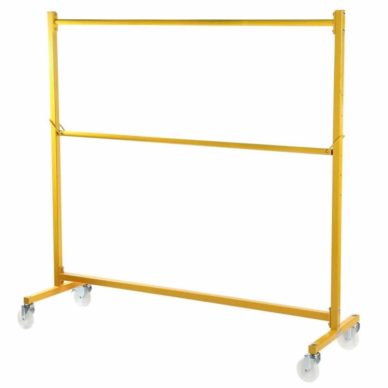 Nestable Garment Rail - Yellow