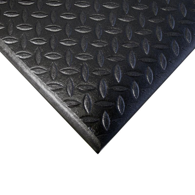 Orthomat Diamond Tread - Black