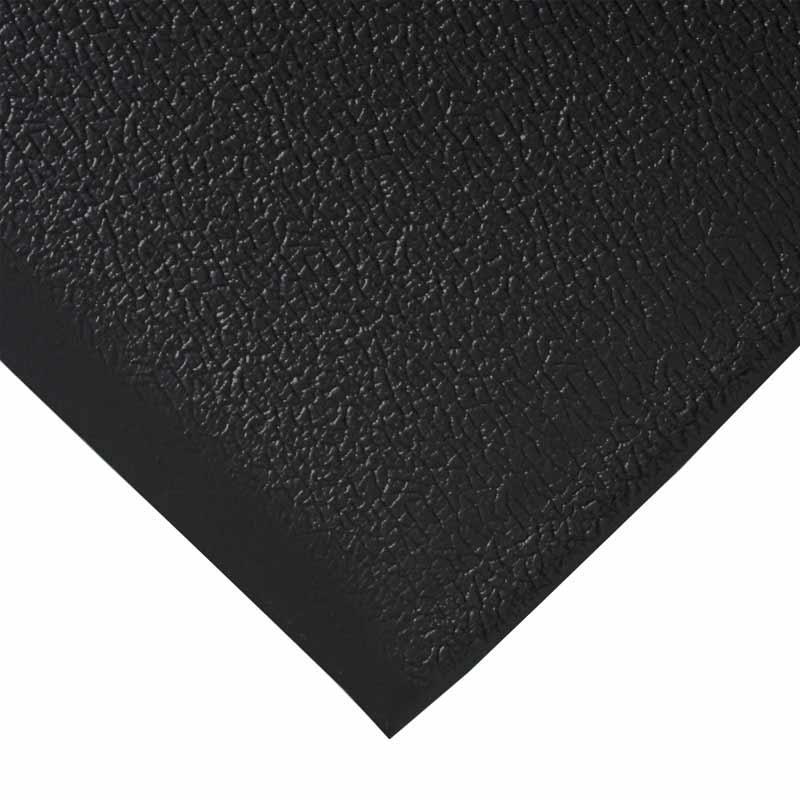 Orthomat Standard Anti-Fatigue Mat - Black - 0.9m x Linear metre