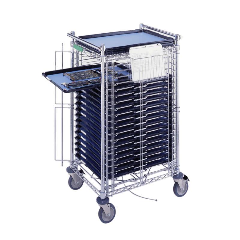PCB SmartTray System Carts