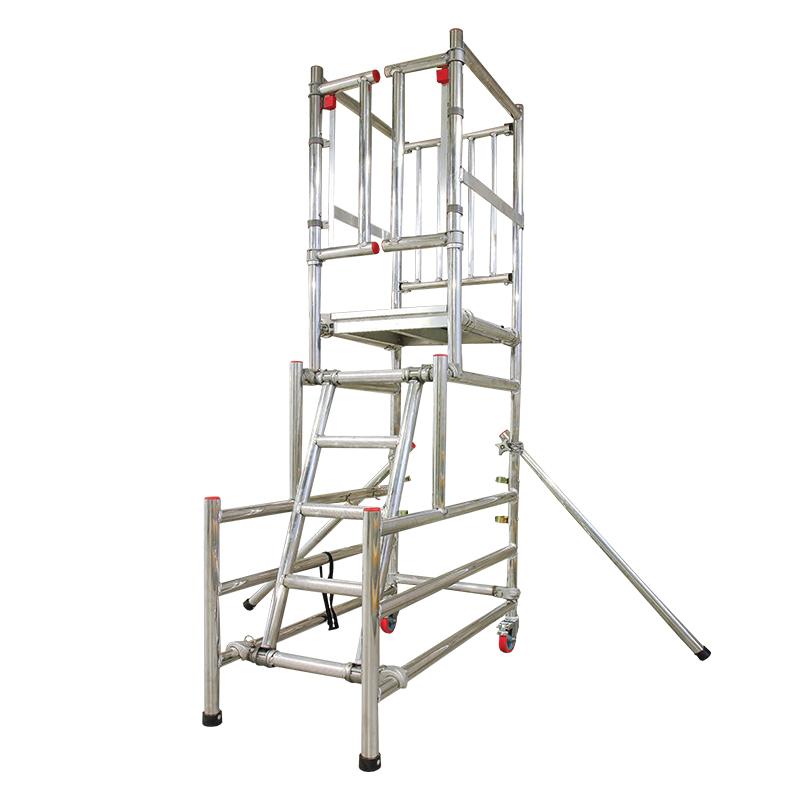 Podium Step - 752mm and 975mm Platform Height