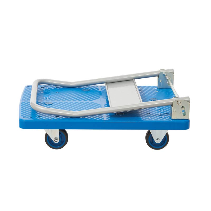 Proplaz Blue - Platform Trolley - Small
