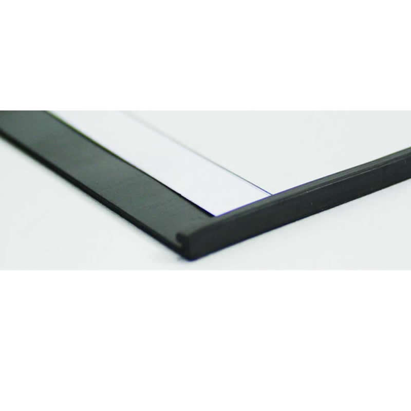 PVC Inserts for Label Holders - 80mm Wide - Packs of 100
