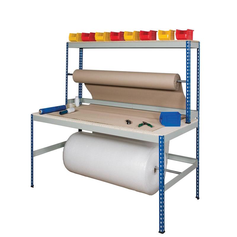 Rivet Wide Packing Workstations - MFC Top