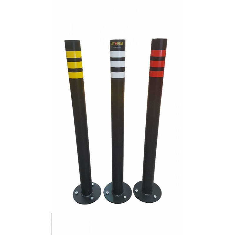 Pedestrian Removable Security Posts - 76mm Diameter