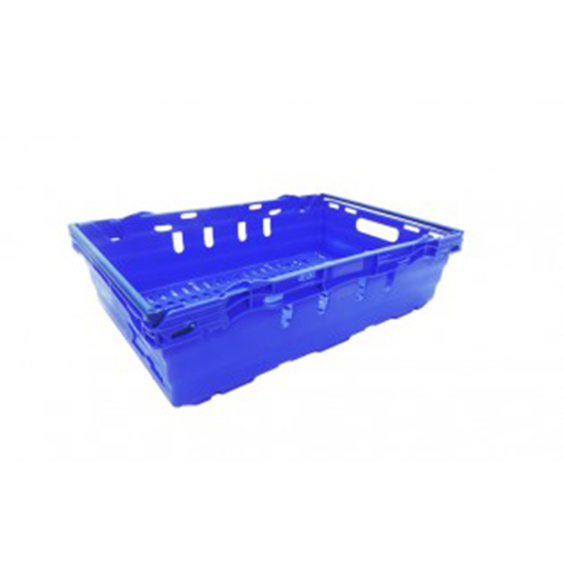 Perforated Tray With Bale Arms - 28 Litres