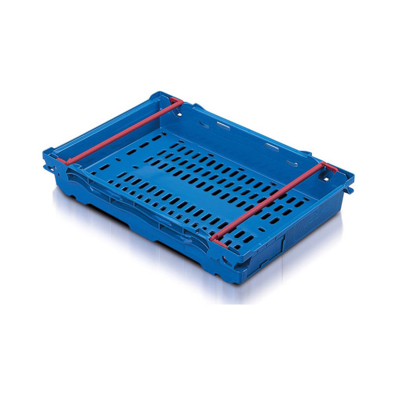 Perforated Tray With Bale Arms - 16 Litres