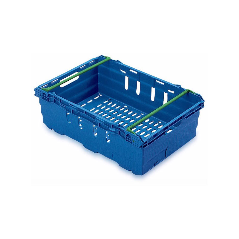 Perforated Tray With Bale Arms - 35 Litres