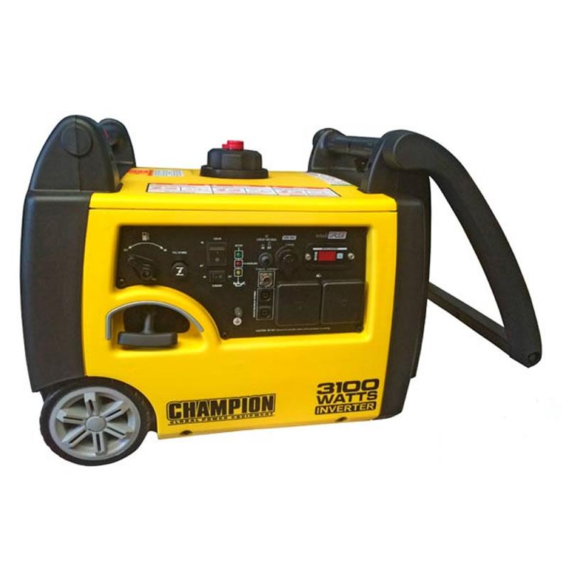 Petrol Silent Inverter Generator - 3100 Watts - Manual