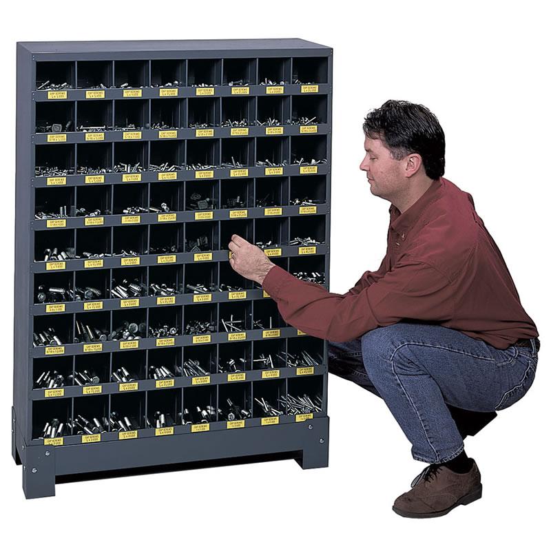 Pigeon Hole Storage Compartment Units