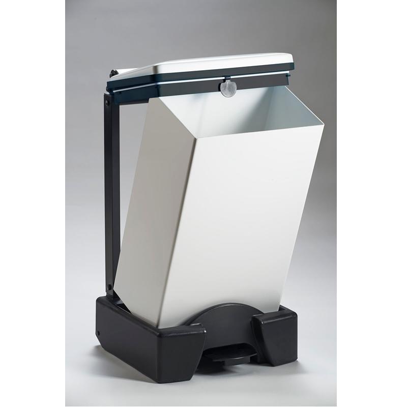 Plastic Sackholder with Removable White Body - 65 Litre