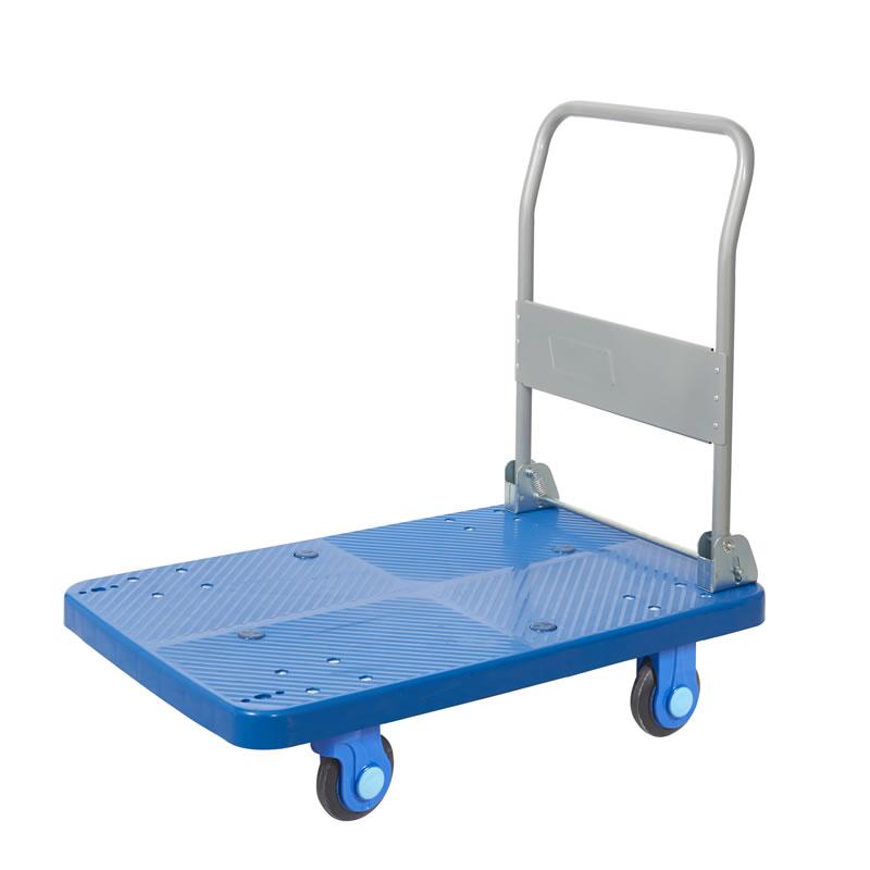 Proplaz Super Silent Folding Platform Trolley - Large