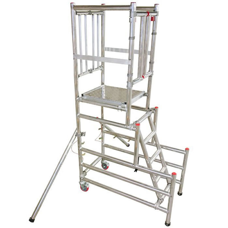 Podium Step - 975mm and 1225mm Platform Height