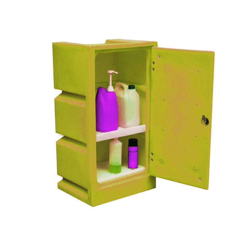 Polythene Storage Cabinet - 30 Litre